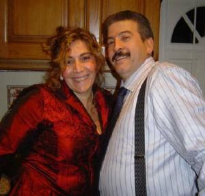 Rosanna & Pantellis